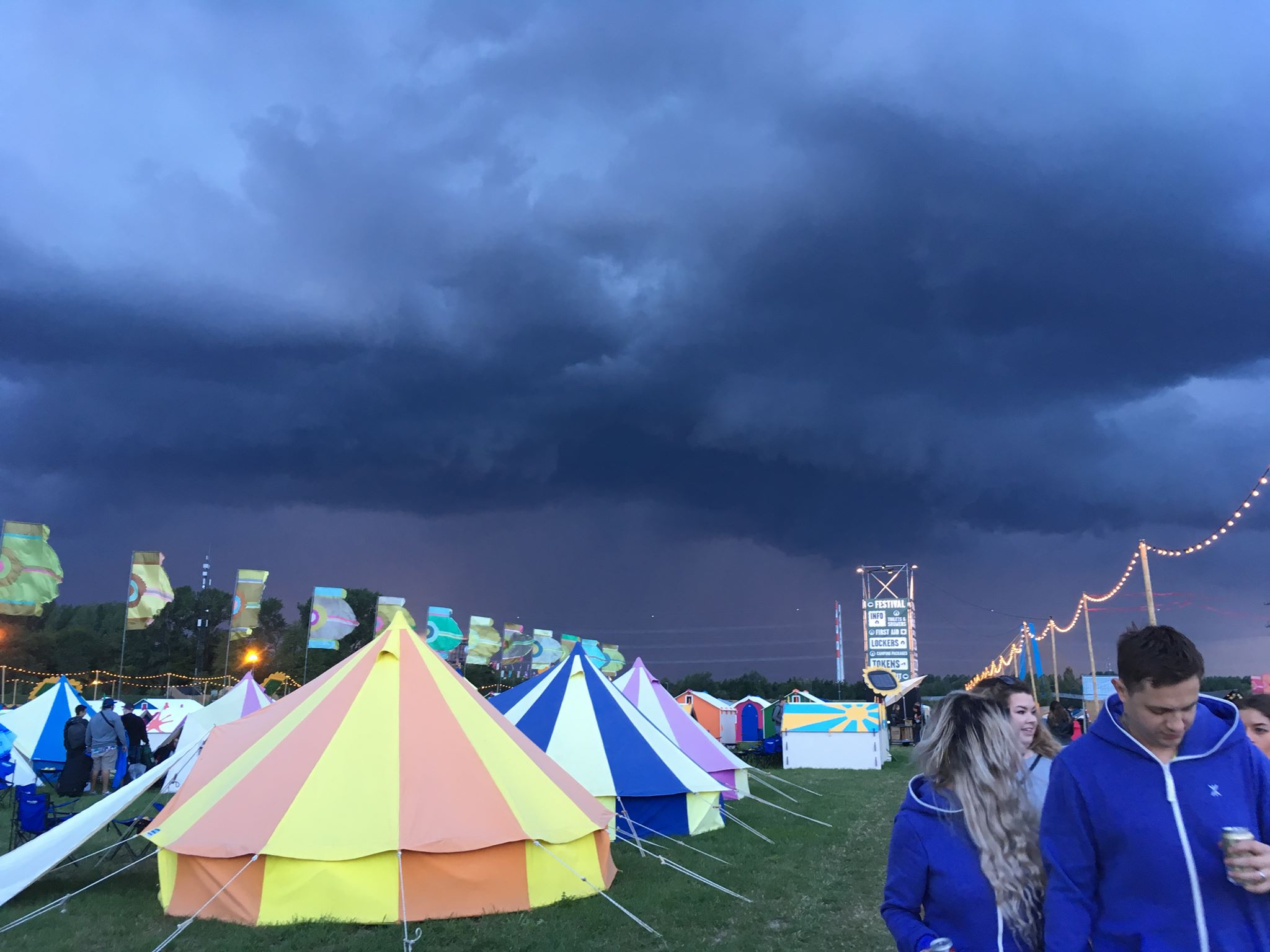 Mysteryland 2018 Bad Weather