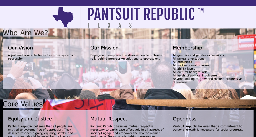 Pantsuit republic