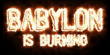 babylon is burning, babylon's burning, digital culture, tilburg university