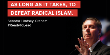 Lindsey Graham #ReadyToLead