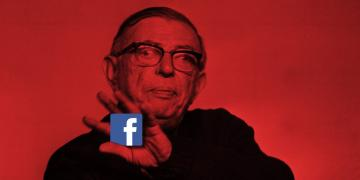 Satre on Facebook The public intellectual filter bubble