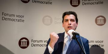 Thierry Baudet, Forum voor democracy, forum for democracy, radical right, CARR