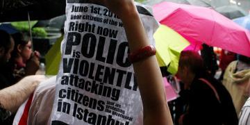 gezi park, activism