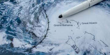 hurricane dorian, sharpiegate, immigration, media