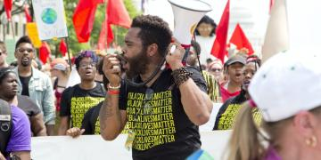 BLM, black lives matter, Floyd, Trump, racism, anti-racist culture