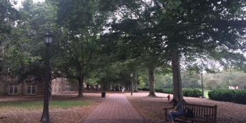 Campus van William & Mary, Williamsburg