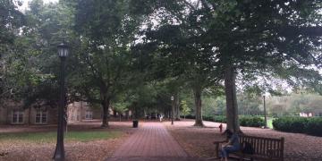 Campus van William & Mary, Williamsburg