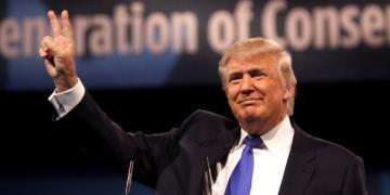 Donald Trump American President?