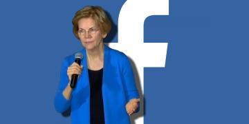 Elizabeth Warren and Facebook