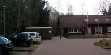 Oisterwijk Refugee centre. Oisterwijk AZC