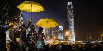 Hong Kong Umbrella Movement