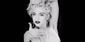 Madonna Vogue Voguing