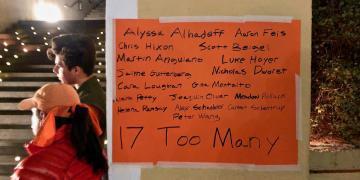 PArkland Gun School shooting Mass shooting gun control