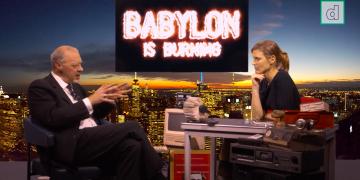 Babylon's burning, cultural marxism, globalization, globalisation, globalism, trump