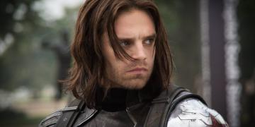 Sebastian Stan as Winter Soldier, Cover Photo.
