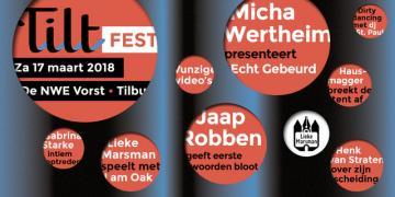 Tilt festival boeken privacy