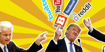 New Right, nieuw rechts, Trump, Wilders, Le Pen, nieuwe media