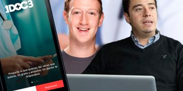 Mark Zuckerberg and Digital Health Platform 1DOC3