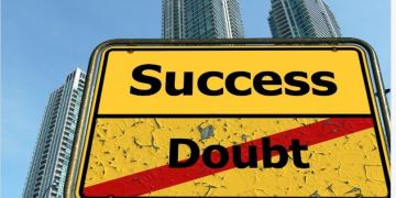 Success doubt