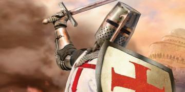 white terrorism, deus vult, crusader, knights templar