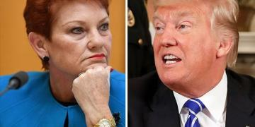 Hanson and Trump