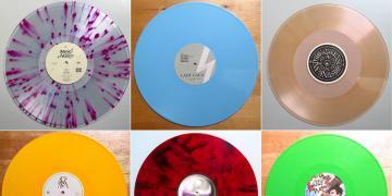 Vinyl posts on Instagram