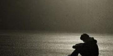 Image of a lonely boy, which is Oscar Wao much of the novel.