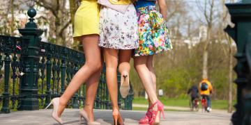 The Dutch national skirt day - Rokjesdag