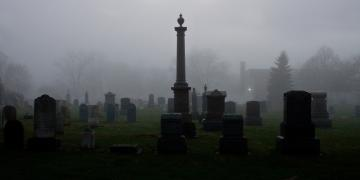death rituals, death mentalities, death