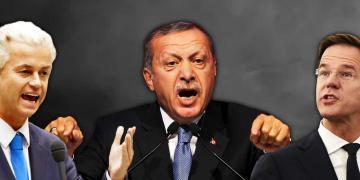 Erdogan Rutte Wilders strijden om de ander het zwijgen op te leggen