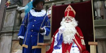 Black Pete and Sinterklaas
