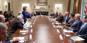Pelosi-Trump, October 2019 meeting