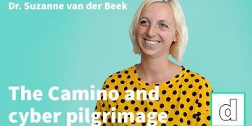 Dr. Suzanne van der Beek on the Camino and cyber pilgrimage