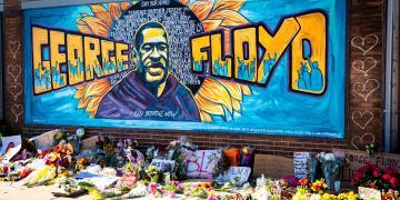 George Floyd, black lives matter, protests, racism