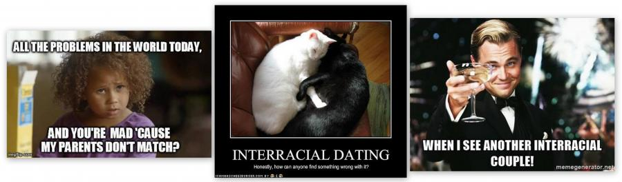 Join. All People who are against interracial relationships really surprises