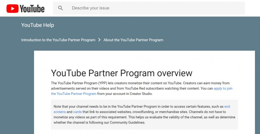 YouTube's Demonetization Situation | diggit magazine