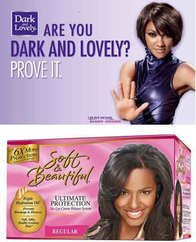 Advertisments of hair hair straightener
